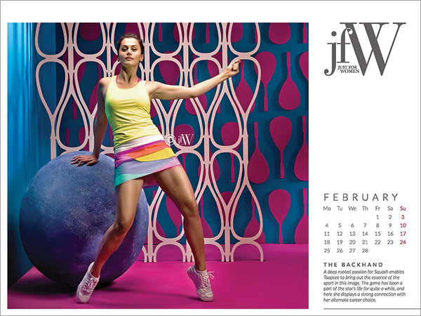 JFW's Calendar of 2019 goes viral - Exchange4media