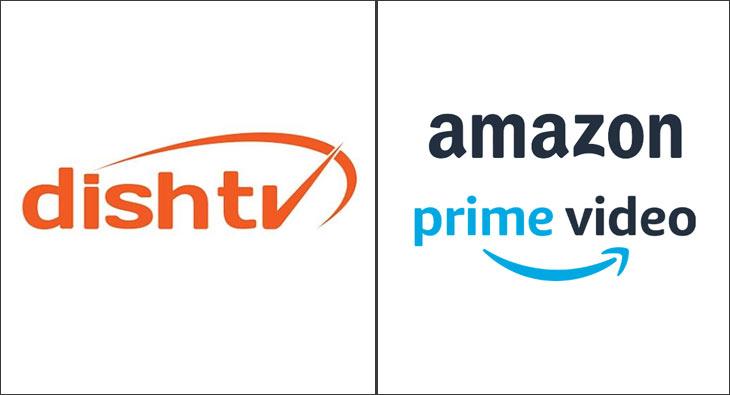 DishTV Amazon Prime Video