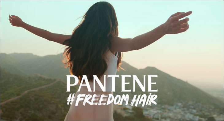 Pantene Freedon Hair