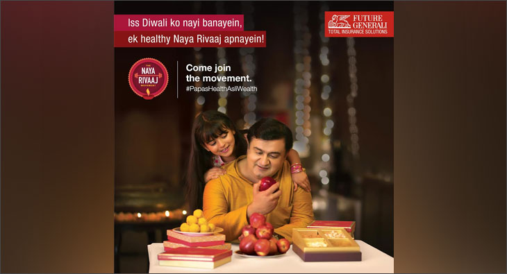 Future Generali Diwali campaign
