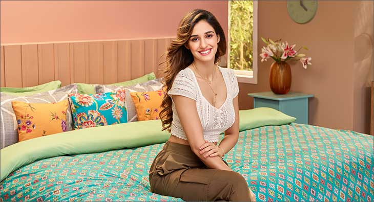 Disha Patani for Portico New York