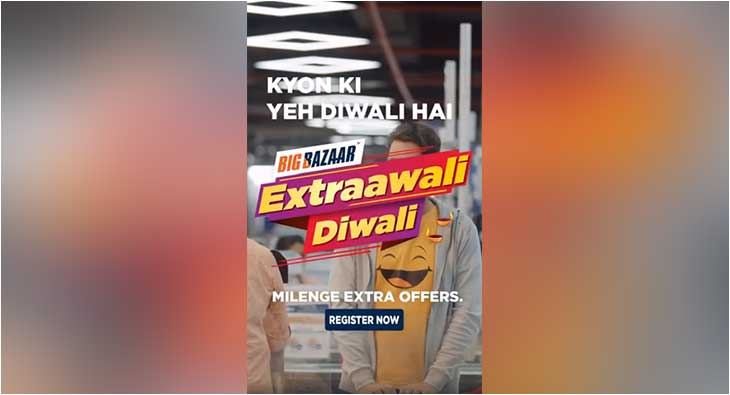 Big Bazaar Diwali