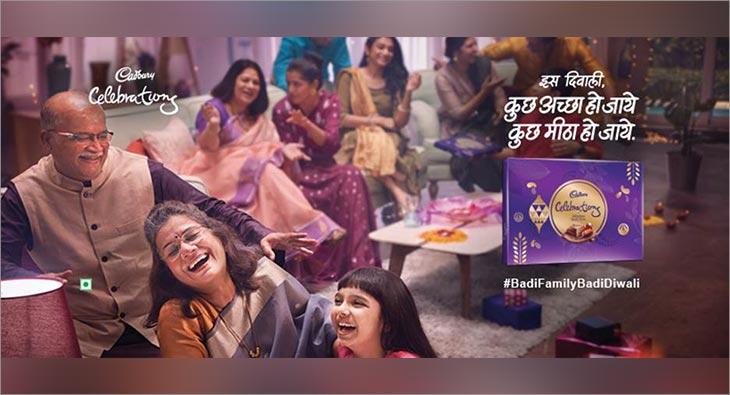 Cadbury Celebrations #BadiFamilyBadiDiwali
