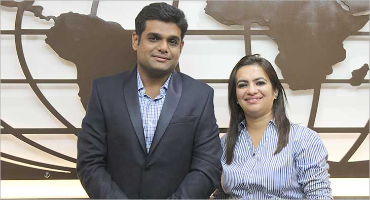 Udit Pathak and Pooja Pathak, Media Mantra