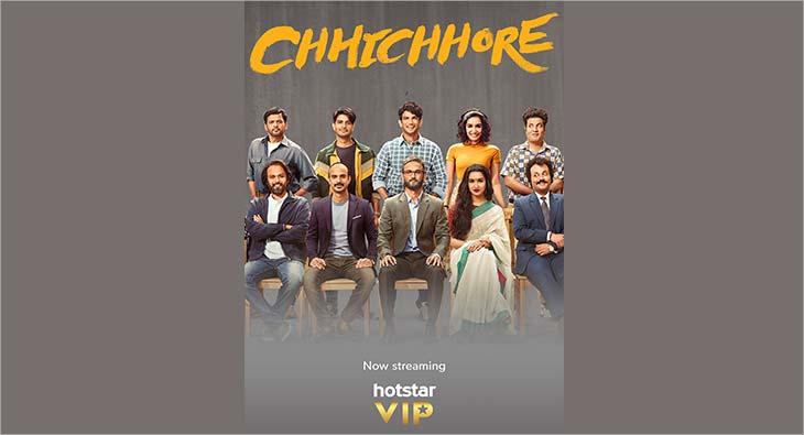Shraddha Kapoor and Sushant Singh Rajput starrer Chhichhore