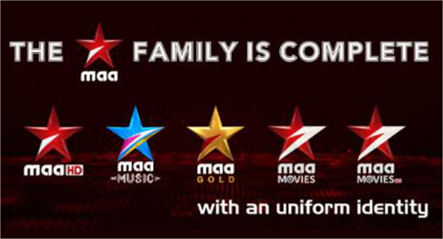 Star Maa launches fresh identity of network channels