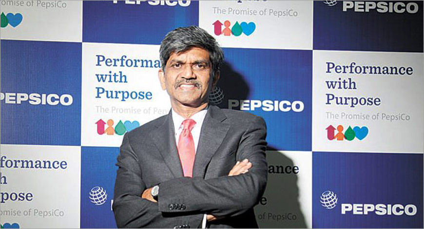 PepsiCo appoints new India CEO after D Shivakumar's resignation