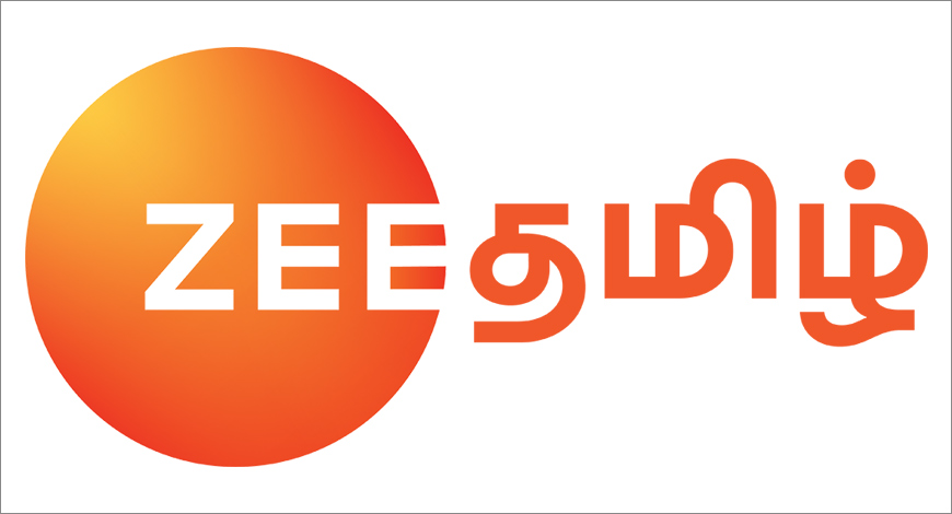 Zee Tamizh re-brands with new logo, tagline and shows to