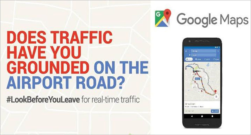 Is Google Map taking the right route with its recent campaign ... on