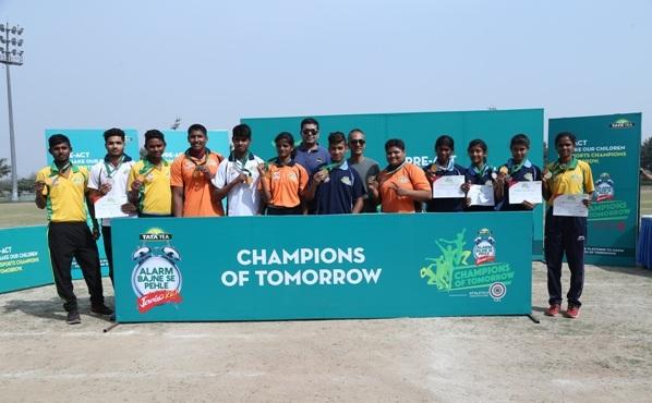 Champions of Tomorrow winners