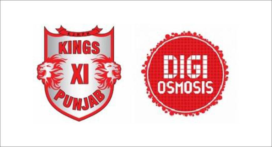 Digi Osmosis King's XI Punjab