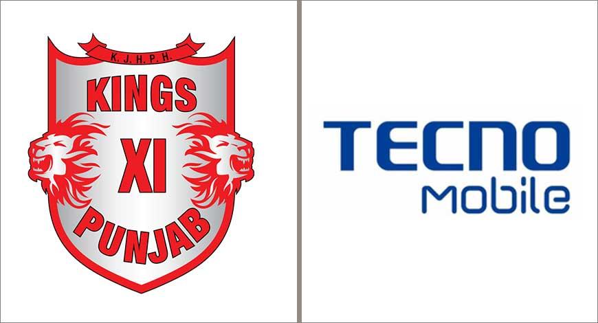 KingsXI Punjab Tecno Mobile