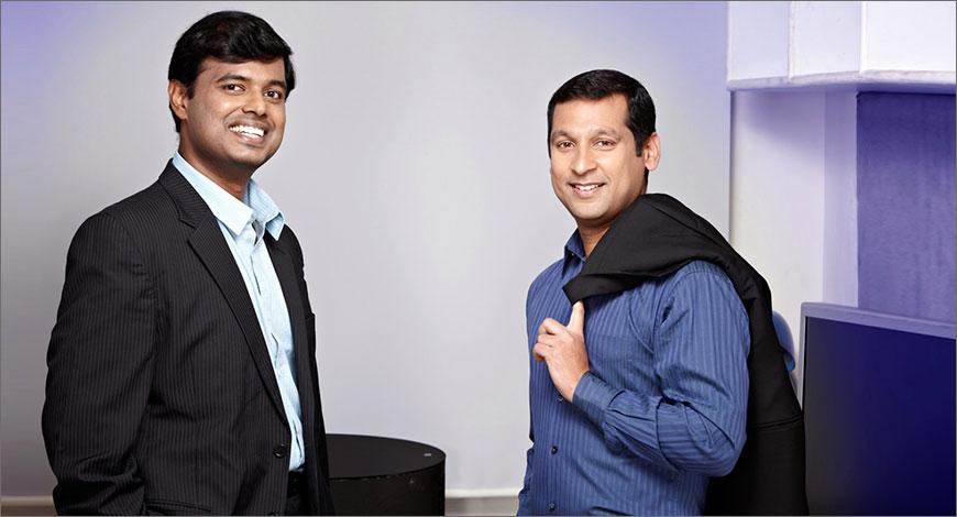 Vijay Radhakrishnan & Girish Ramdas