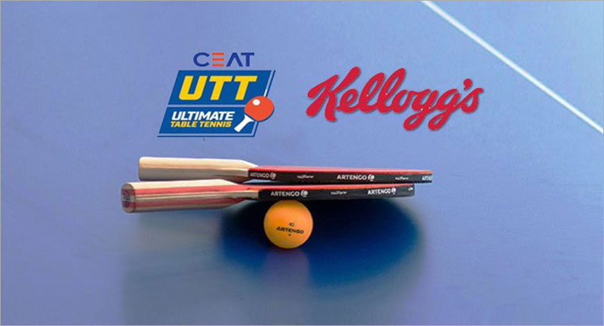 CEAT Ultimate Table Tennis Powered by Kellogg's