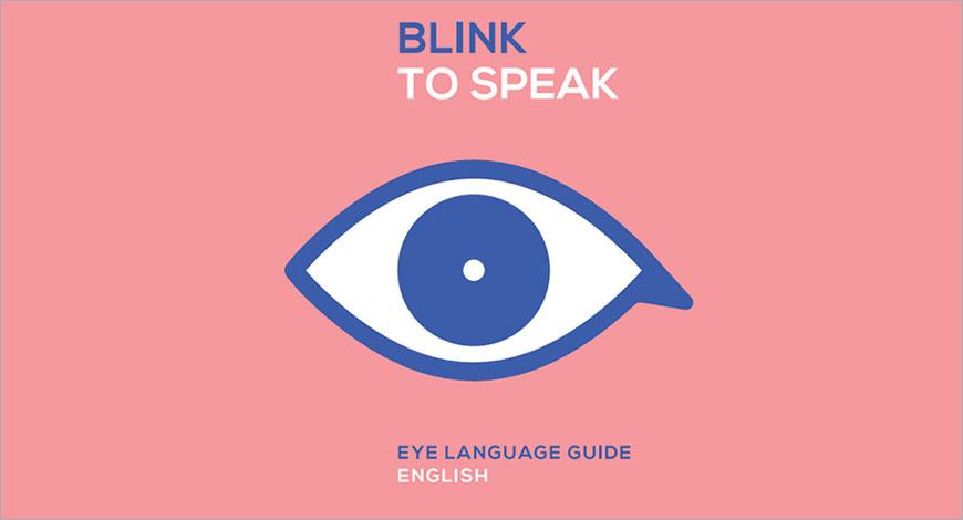 Blink to Speak Campaign