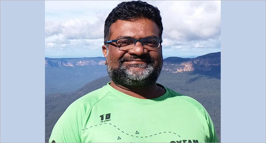 Avinash Pillai
