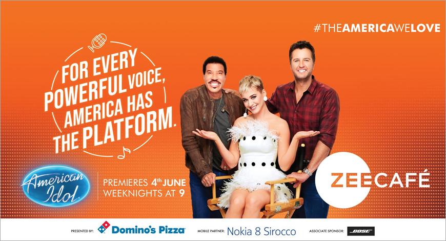 American Idol Zee Café