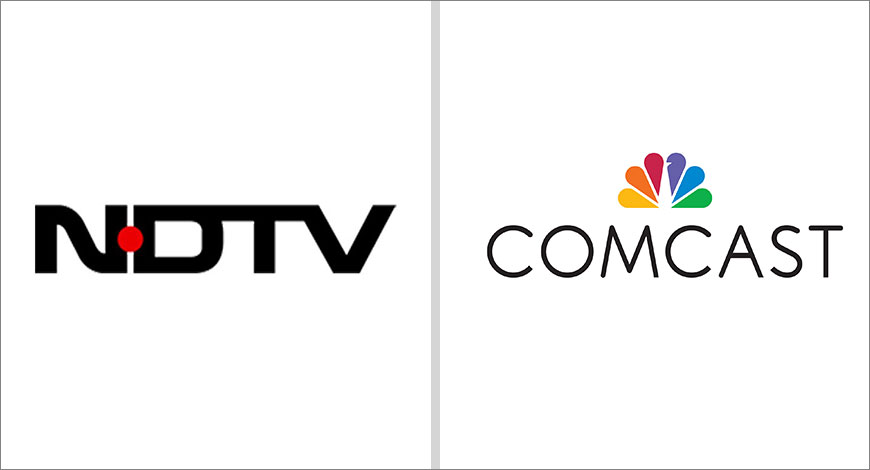 NDTV channels added to Comcast USA international channel lineup
