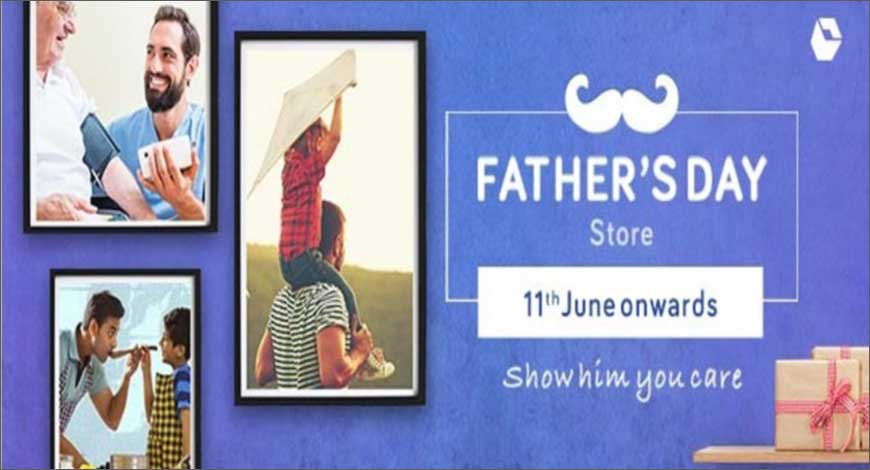 bbeb7c21d Snapdeal launches special store for Father s Day gifting ...