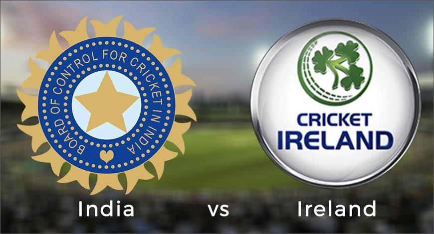 India Tour of Ireland