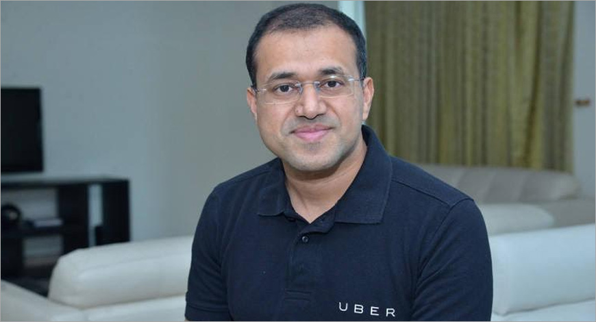 Amit Jain Uber