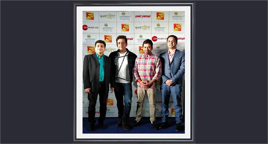 ZEEL's Big Ganga collaborates with Bhojpuri superstar Ravi Kishan