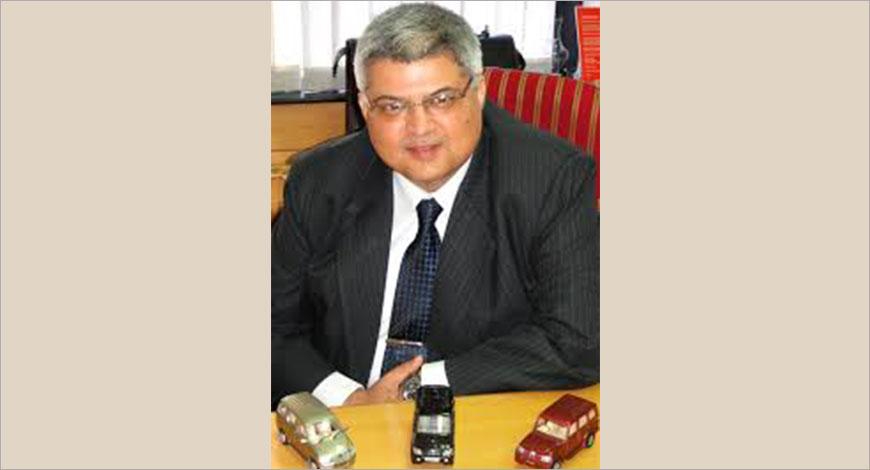 Vivek Nayar Mahindra