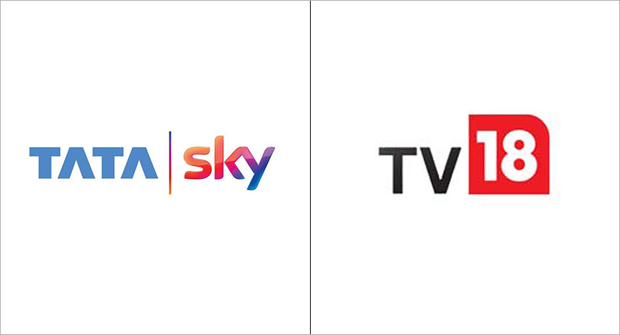 Tata Sky issues public notice for discontinuing channels, TV18