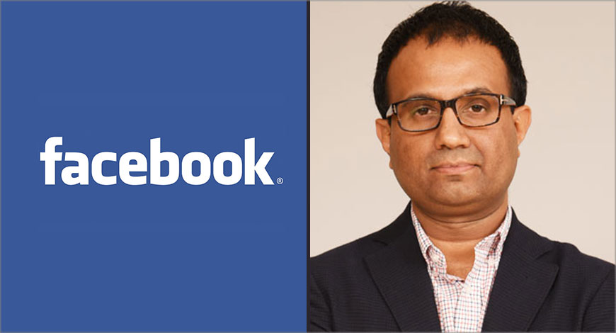 Meet the new chief of Facebook India - Exchange4media