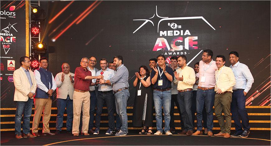 GroupM Media ACE 2018
