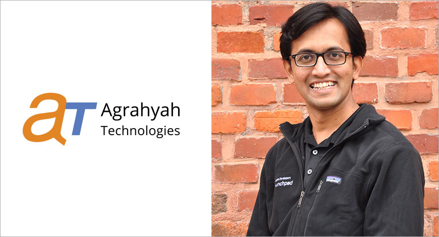 Sreeraman Thiagarajan Of Agrahyah Technologies