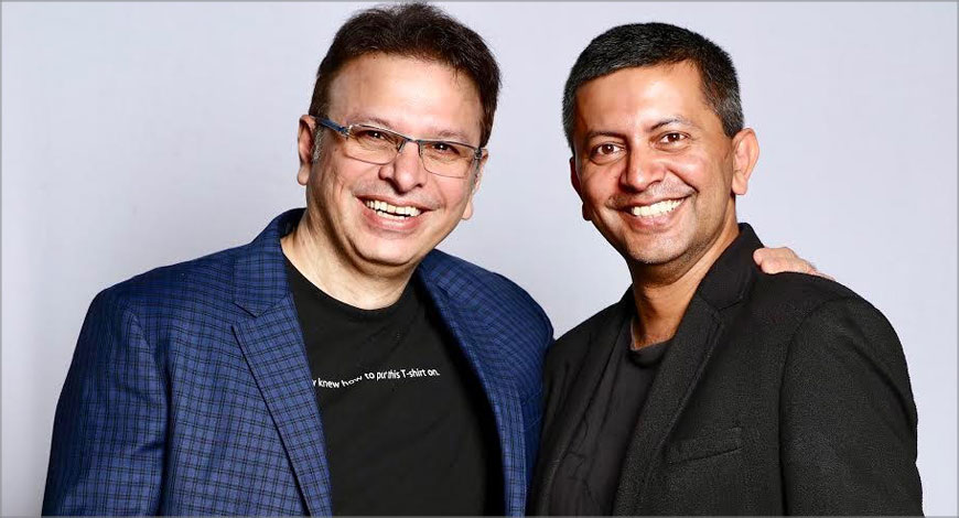 Roshan Abbas and Siddharth banerjee