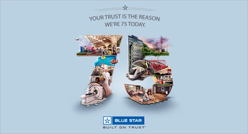 BlueStar75years