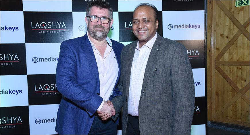 Laqshya media