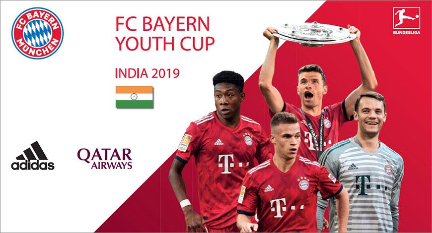 FCBayernYouthCupIndia2018