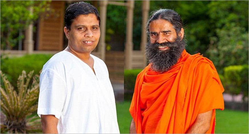 acharya and ramdev