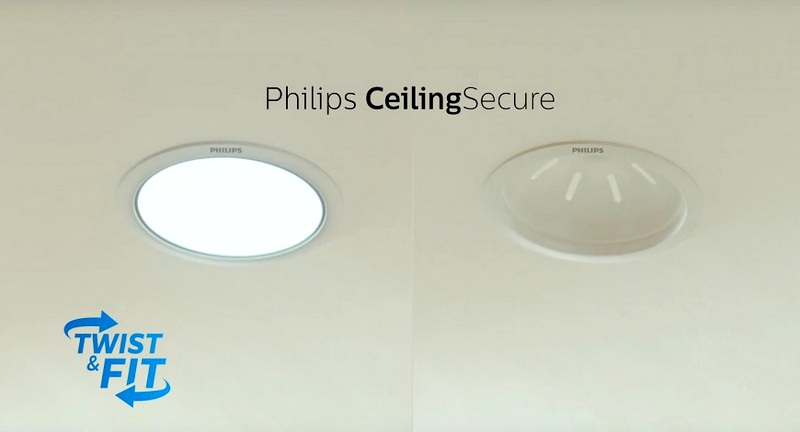 PhilipsCeilingSecure