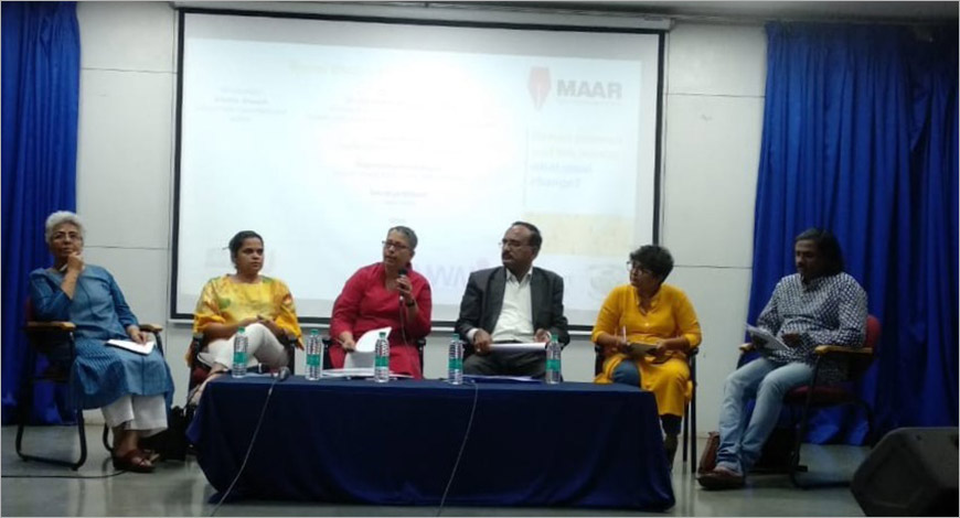 Media Action Against Rape (MAAR) project