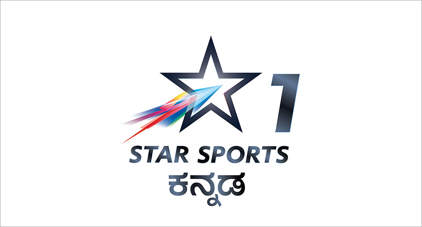 Star Sports launches Star Sports 1 Kannada, India's first