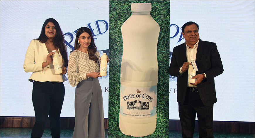 Soha Ali Khan Pride of Cows
