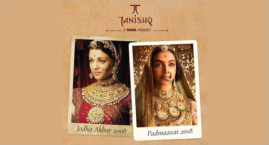 Tanishq joins #10yearchallenge social media bandwagon