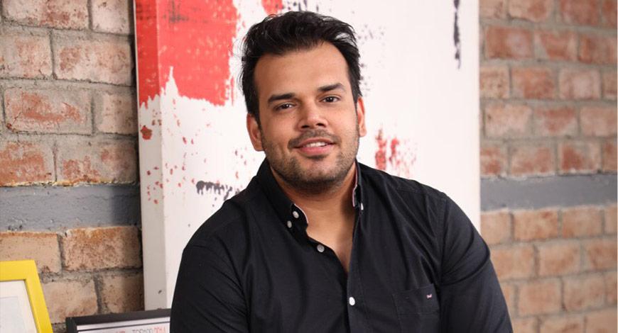 Samar Verma, founder and CEO, Fork Media