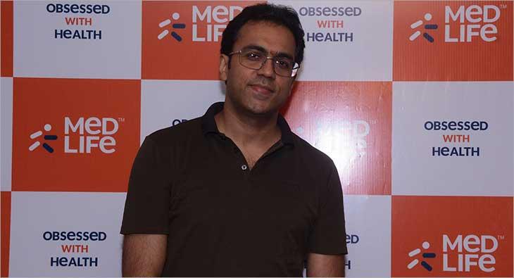 Prashant Singh Medlife