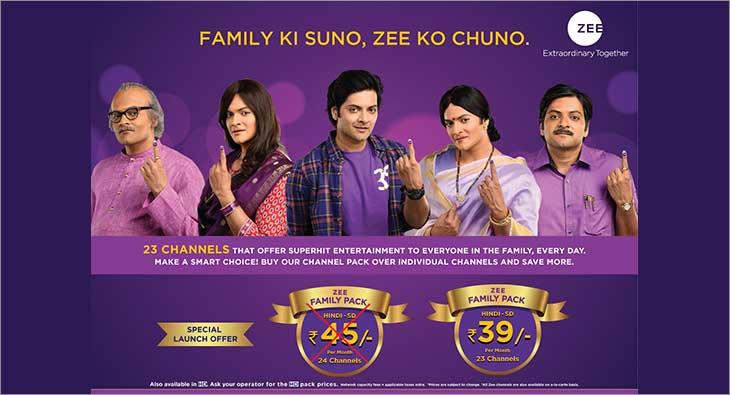 Zee Family Pack