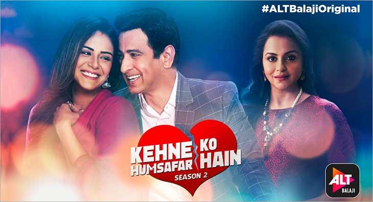 Kehne Ko Humsafar Hai Season 2