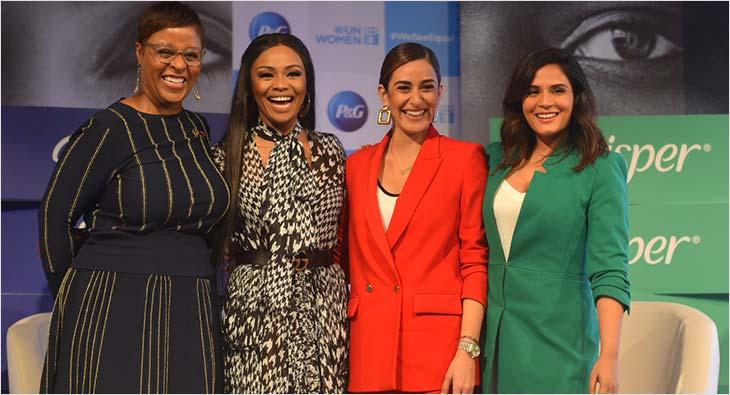P&G UN women