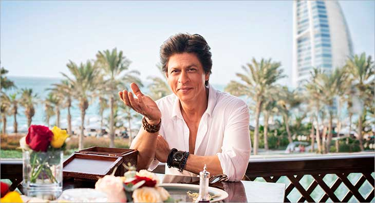 Shah Rukh Khan Be My Guest