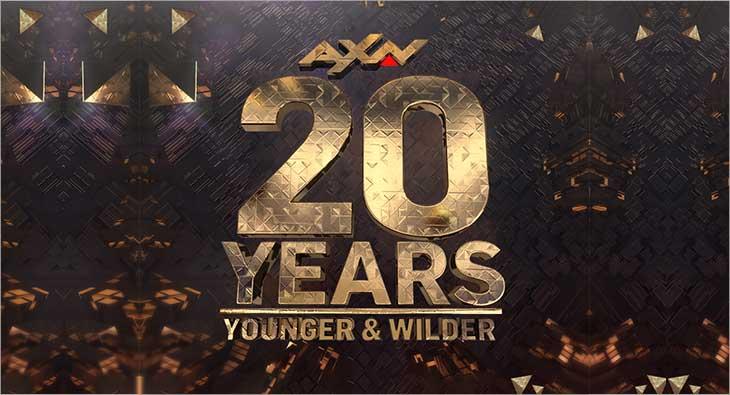 AXN 20 Years