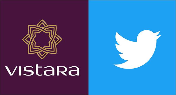 Vistara Twitter