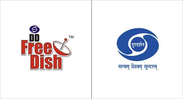 DD Free dish Doordarshan